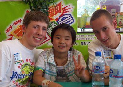 Humanitarian Aid in China