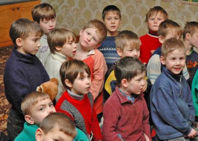 Ukraine Adoption Information