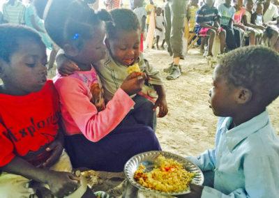 Humanitarian Aid in Haiti