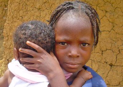 Humanitarian Aid in Liberia