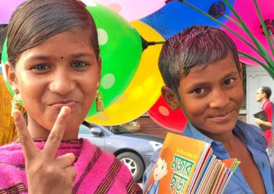 Humanitarian Aid in Bangladesh